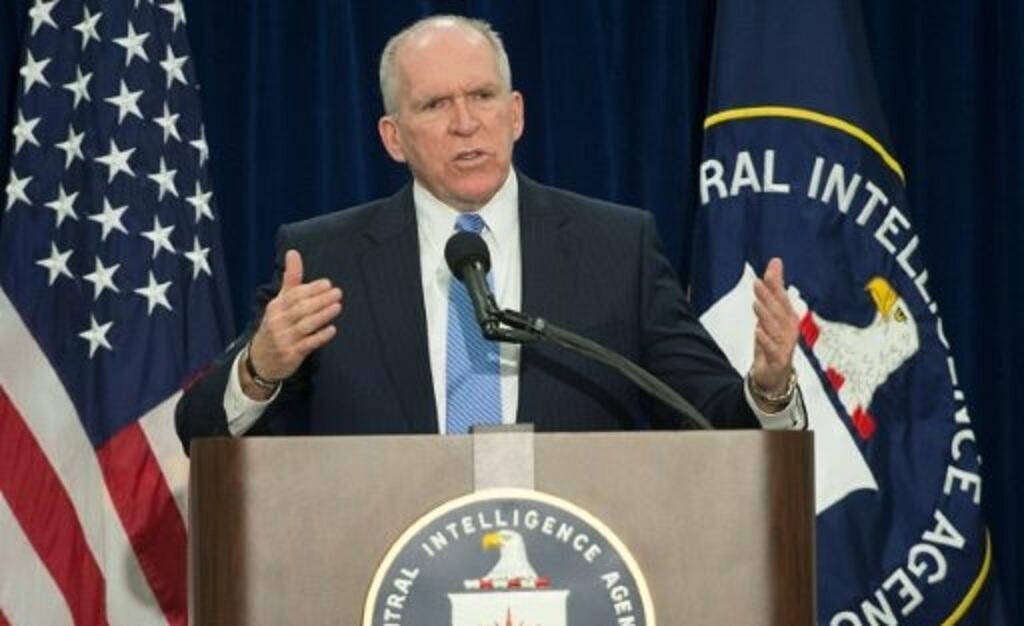 - جون برينان مدير وكالة الاستخبارات المركزية الأمريكية (سي آي إيه)