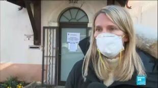 2020-02-28 14:37 Coronavirus en France : les mesures adoptées par le village contaminé de la Balme-de-Sallingy