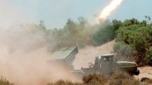 """L'Arabie saoudite a intercepté et détruit un """"missile balistique"""" provenant du Yémen en guerre au nord-est de sa capitale Ryad."""