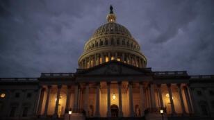 Le Capitole, dimanche 21 janvier 2018, à Washington.