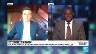 2020-04-17 08:10 La pandémie de Covid-19 relance le débat sur les sanctions internationales