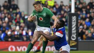Les Bleus ont pris une leçon de rugby face à l'Irlande.