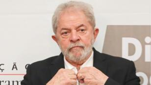 Lula se dit victime d'un complot pour l'empêcher de se présenter à la présidentielle du mois d'octobre.