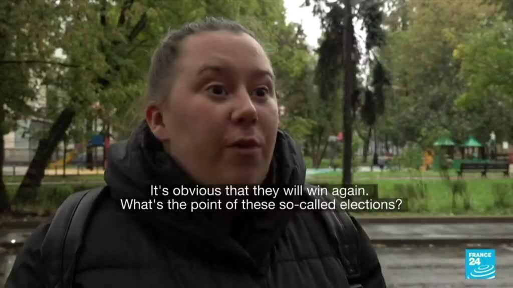 2021-09-20 18:18 Russia opposition claims mass fraud after Putin party sweeps vote