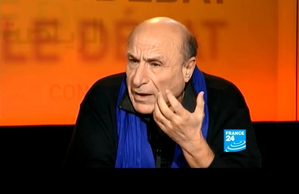 الروائي الجزائري رشيد بوجدرة