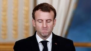 President Emmanuel Macron's bid to restore faith in politicians in France seems to have failed as the country faces another anti-elite revolt