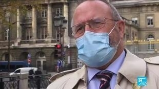 """2020-11-20 10:10 Thalys train attack trial: American """"heroes"""" scheduled to give testimony"""