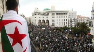 Veteran Algerian President Abdelaziz Bouteflika's decision to seek a fifth term set off demonstrations against his 20-year rule