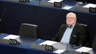 Jean-Marie Le Pen has been a deputy in the European Parliament since the 1980s