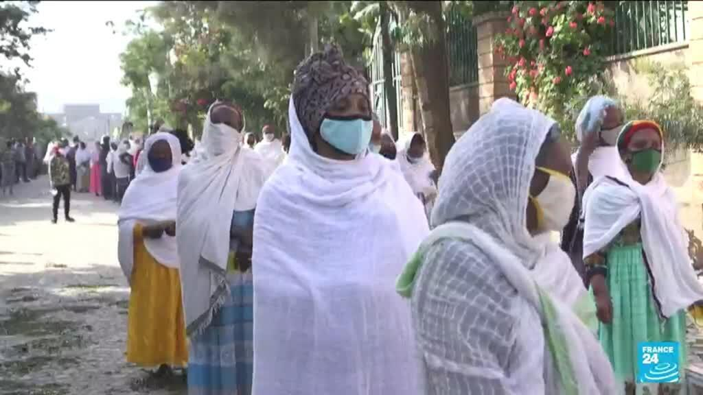 2021-06-11 10:07 Some 350,000 people in Ethiopia's Tigray in famine -U.N. document