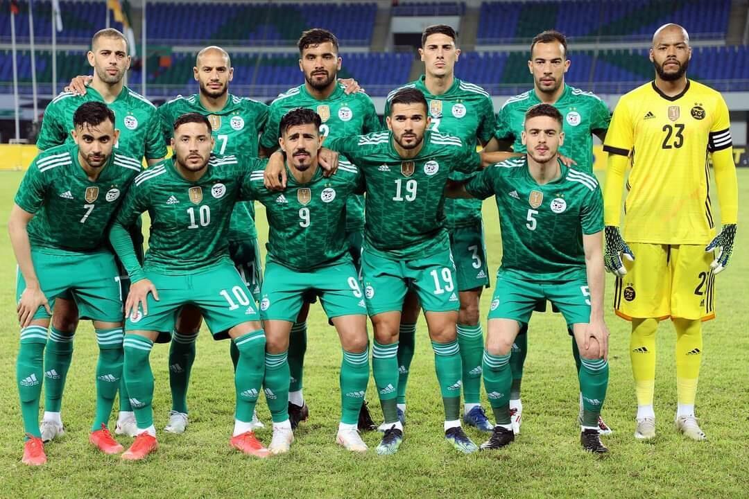 Football algerie can