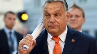 Hungary media reported Monday that premier Viktor Orban had used a luxury private jet to probably also to attend World Cup games in Russia, including the final