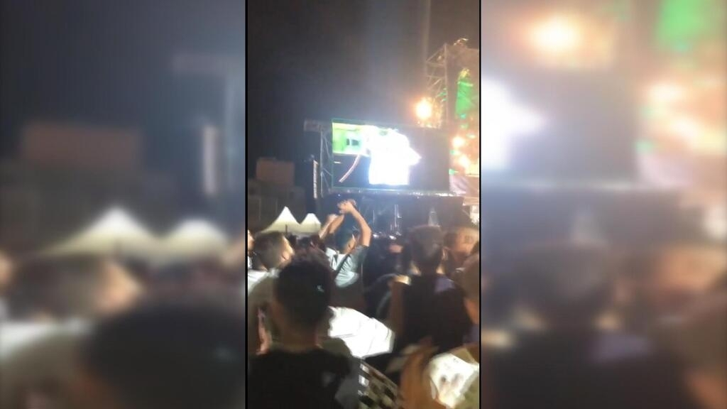 Five killed in stampede at rap concert in Algeria - Eye on