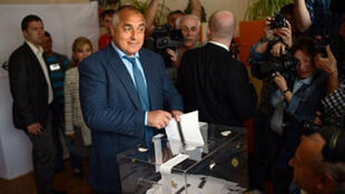 L'ancien Premier ministre Boïko Borissov.
