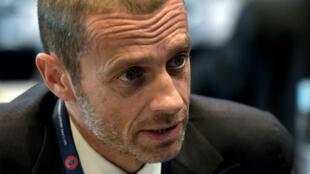 Quasi inconnu du grand public, le Slovène Aleksander Ceferin succède à Michel Platini à la présidence de l'UEFA.