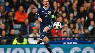 Andy Robertson is hoping to lead Scotland to a first international tournament since 1998