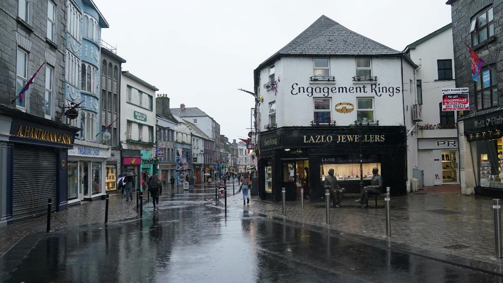 Irlanda, primer país de la Unión Europea que vuelve a confinarse