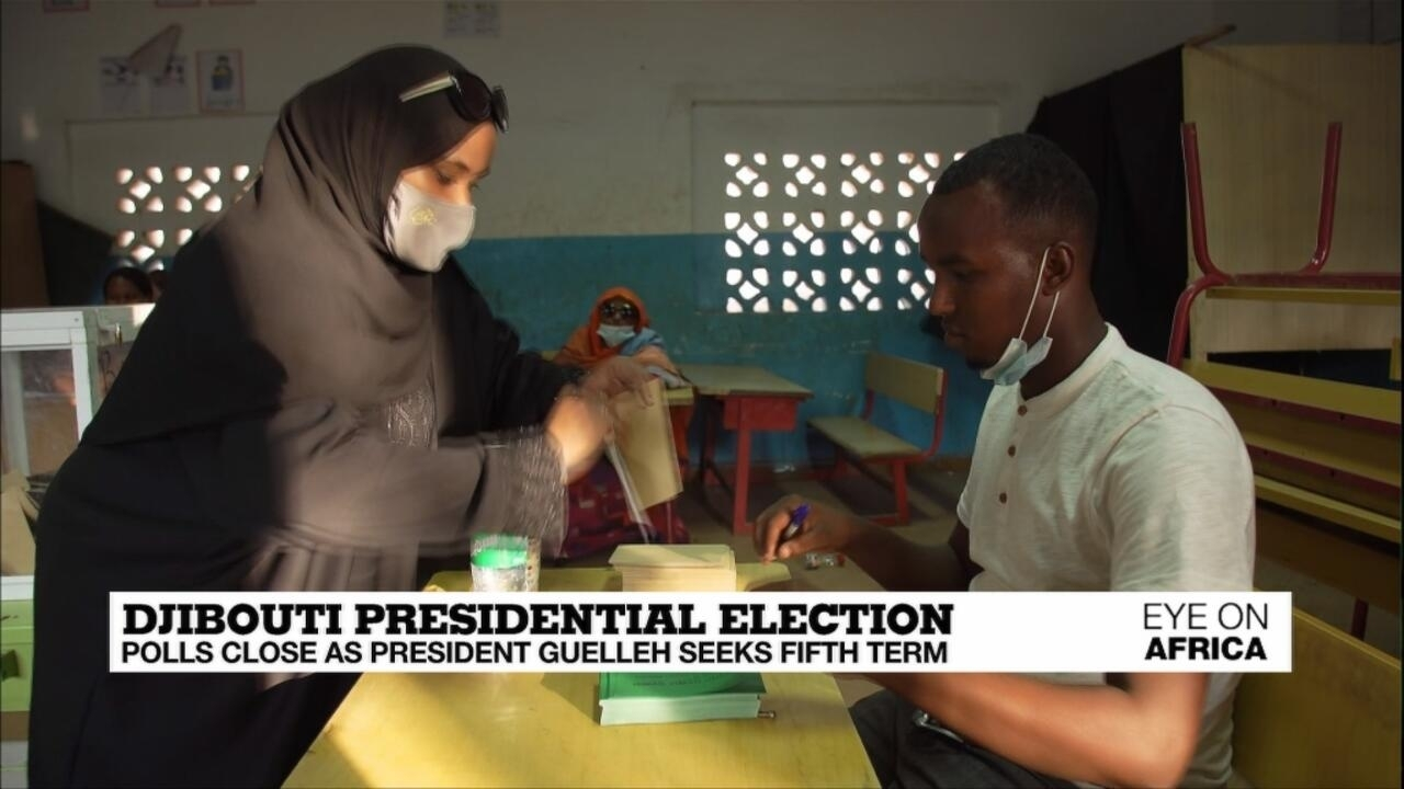 Eye on Africa - Djibouti's President Ismail Omar Guelleh seeks fifth term