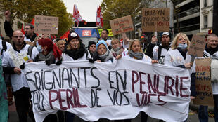 Protesta Paris