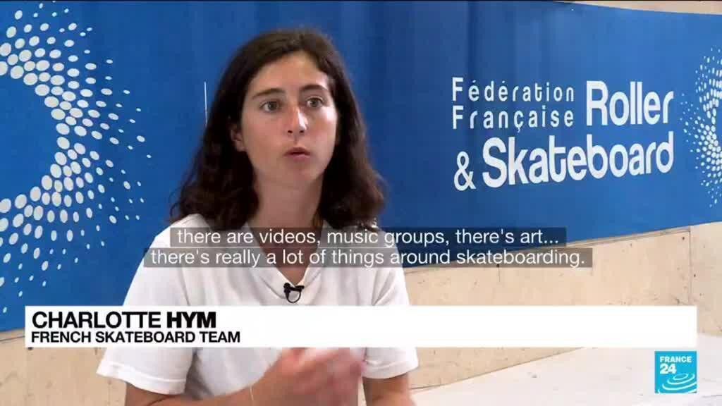 2021-07-20 09:12 Japan Olympics: Skateboarding to make its debut in Tokyo Games