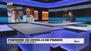 Le Débat de France 24 - mardi 30 mars 2021