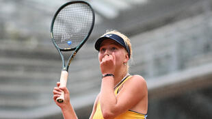 Danish teen Clara Tauson won the Australian Open junior title last year