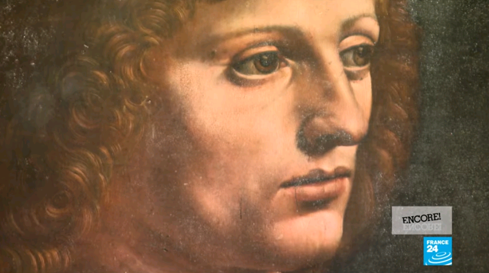 FRANCE 24's Encore celebrates the opening of major Leonardo da Vinci exhibition at the Louvre.