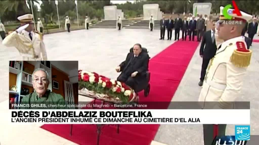 """2021-09-19 08:02 Francis Ghilès : """"La présidence d'Abdelaziz Bouteflika a été un désastre pour l'Algérie"""""""