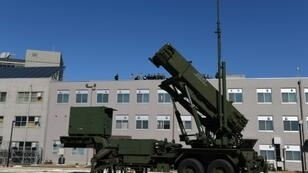 The US State Department said it had informed Congress of plans to sell a package including 60 PAC-3 missile interceptors, like this pictured in January 2018 to Turkey