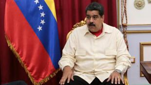 Le président Nicolas Maduro et l'opposition ont convenu de se retrouver le 11 novembre.