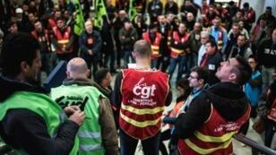 مظاهرات في باريس