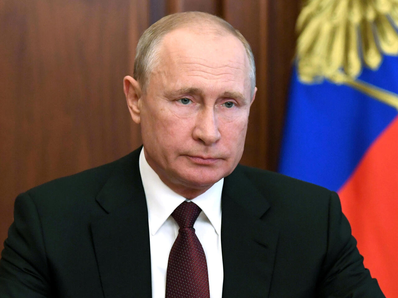 Russia's President Putin announces post-coronavirus tax hike for high earners