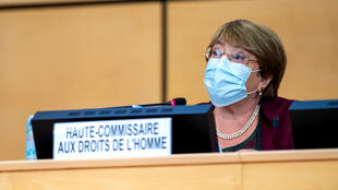 Bachelet ONU -
