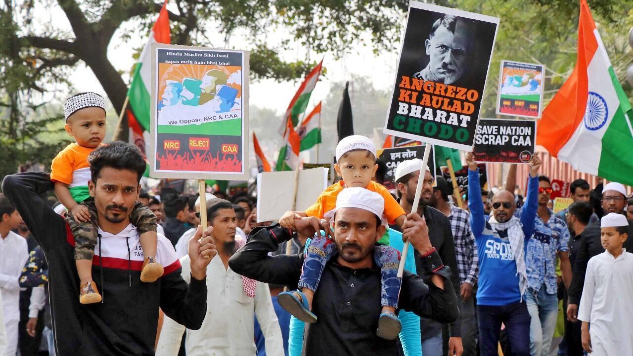 Manifestaciones India