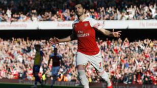 Le milieu de terrain arménien d'Arsenal, Henrikh Mkhitaryan, est né en 1989 à Erevan.
