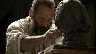 Vincent Lindon en Auguste Rodin pour la caméra de Jacques Doillon