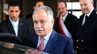 البغدادي المحمودي، آخر رئيس وزراء ليبي في نظام العقيد معمر القذافي