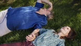 """جيرار دوبارديو وإيزابيل هوبار في """"وادي الحب"""""""