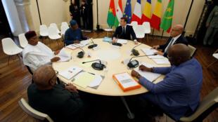 Francia-Sahel-G5-Reuters