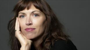 Vanessa Springora, author of the book 'Consent'