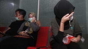 indonesia jet - passengers