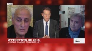 photo debat attentat 2015