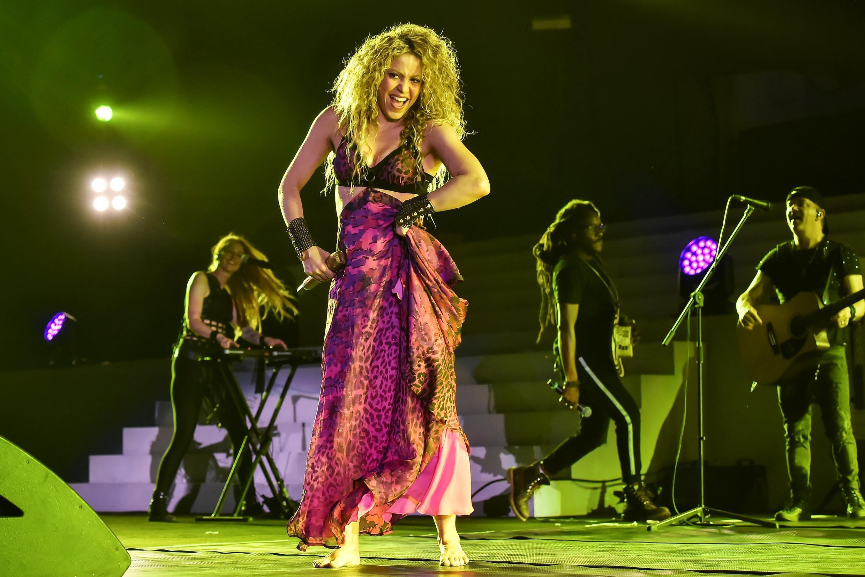 Shakira se robó el show durante la ceremonia de apertura de los Juegos Centroamericanos y del caribe. La famosa cantante estuvo a cargo de dar la bienvenida a la competencia deportiva.