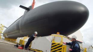 DCNS a acquis une solide expérience en construction de sous-marins.