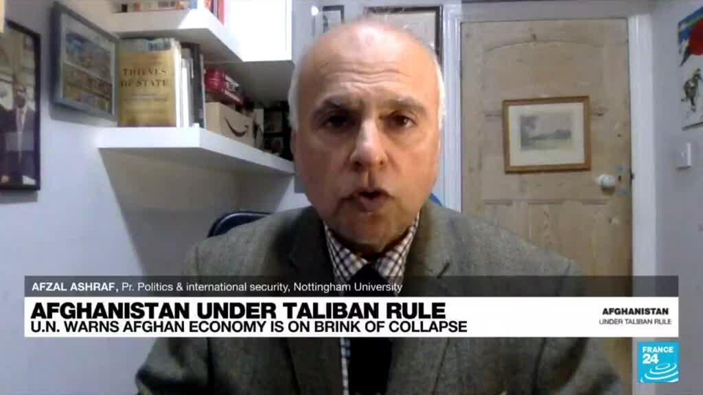 2021-10-06 21:07 Afghanistan: Taliban likely 'do the world a great favour' by defeating ISIS-K