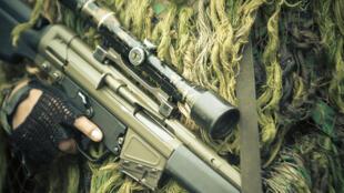 """La munition """"intelligente"""" fonctionne avec les fusils de sniper traditionnels."""
