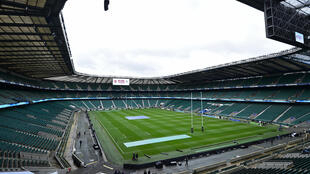 Twickenham is hosting the Premiership final between Wasps and Exeter