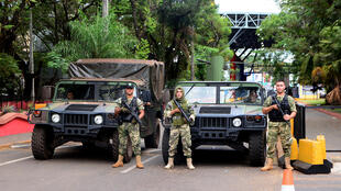 Paraguay cerró fronteras con Brasil, Argentina y Bolivia para evitar la expansión del coronavirus