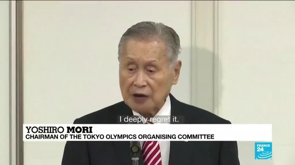 2021-02-11 15:12 Tokyo 2020's Mori to quit, sources say, as he vows to end controversy