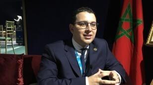 """رئيس ومؤسس منظمة """"أماديوس"""" غير الحكومية إبراهيم الفاسي الفهري بطنجة"""